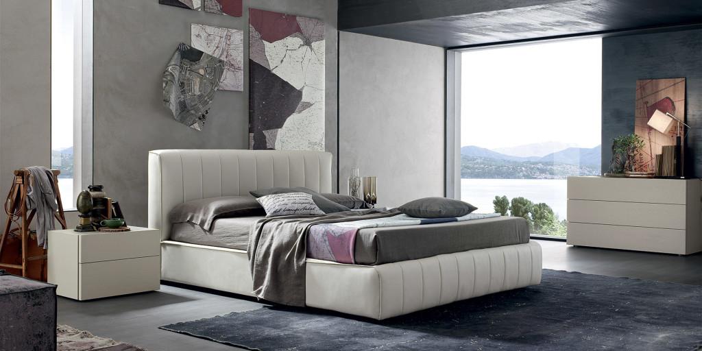 camera da letto classica elegante