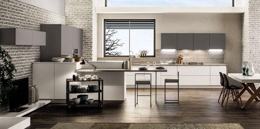 Cucine da sogno moderne idee per la tua cucina cdm for Idee per arredare la cucina